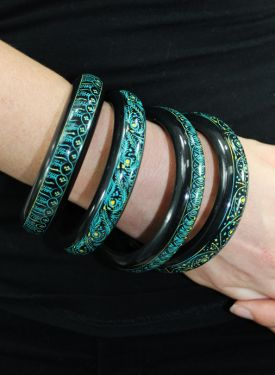 cathy in wooden blue bangle.jpg
